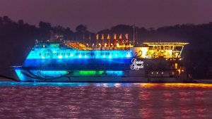 Evening and Night Cruises in Goa