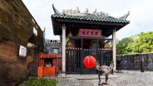 Explore Macau - The Temple of Na Cha