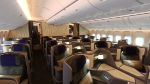 Know How It Is Possible To Fly Business Class Expensively