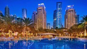 Sanctuary For The Body & Mind: The Habtoor Grand Resort, Dubai