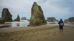 Backpacking and Camping the Oregon Coast