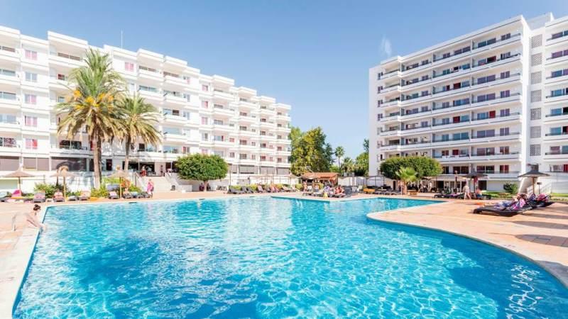 Bellevue Club Complex in Alcudia, Majorca