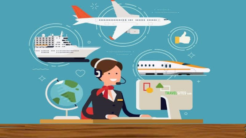 The Figure Of The Travel Agent